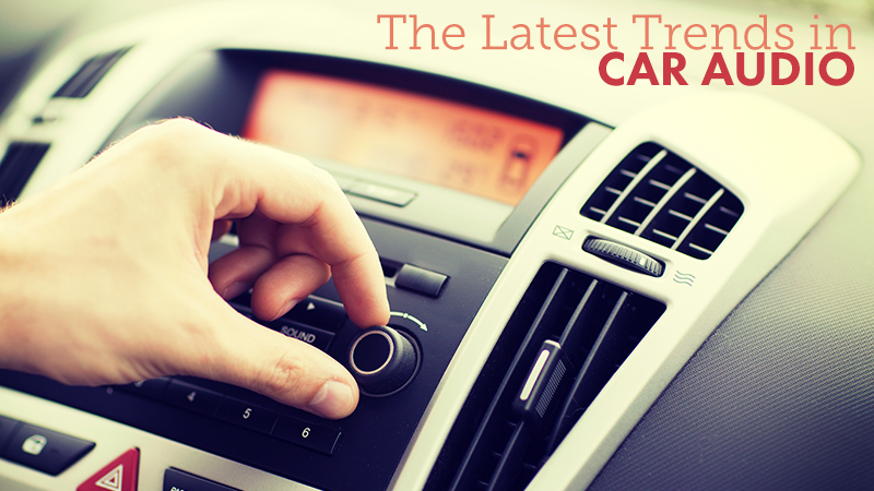 What Are the Latest Trends in Car Audio?